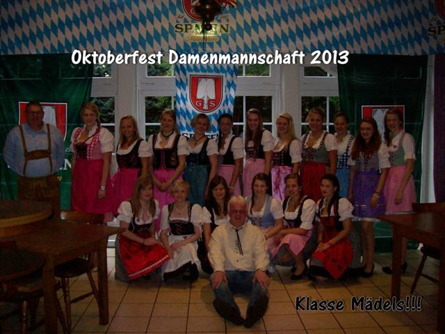 Bilder Oktoberfest Lingen 2018